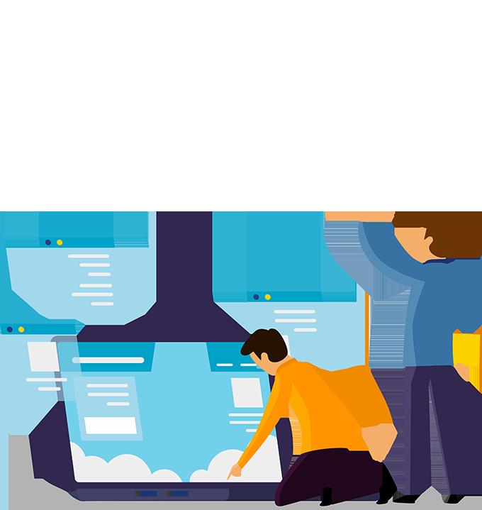 Eine Website ist der Kern Ihrer Online-Marketing-Aktivitäten. Verschaffen Sie sich einen Vorteil und vernetzen Sie alle Werbe-Strategien über Ihre individuelle Website  – und dabei ist egal ob Sie Dienstleistungen anbieten, Produkte über Ihren Onlineshop verkaufen oder Häuser bauen.